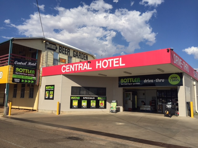 Central Hotel Cloncurry